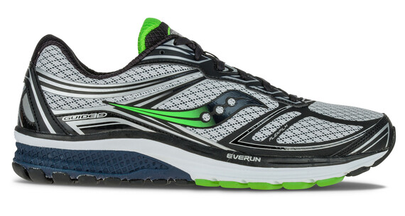 saucony Guide 9 - Zapatillas para correr Hombre - gris